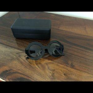 Round Valley Eye ware sunglasses